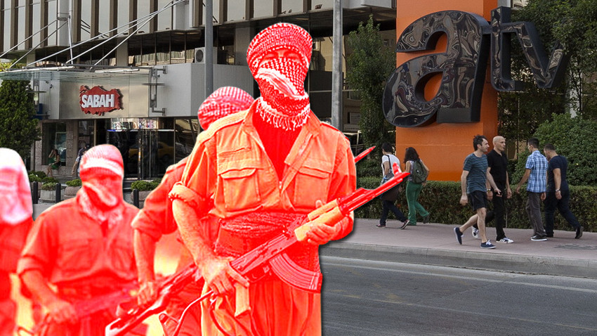 PKK, Sabah-ATV binasını kana bulayacaktı!