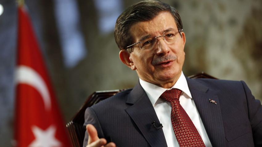 """""""Davutoğlu'nun 'Duruş' kitabı, kuracağı partinin manifestosudur''"""