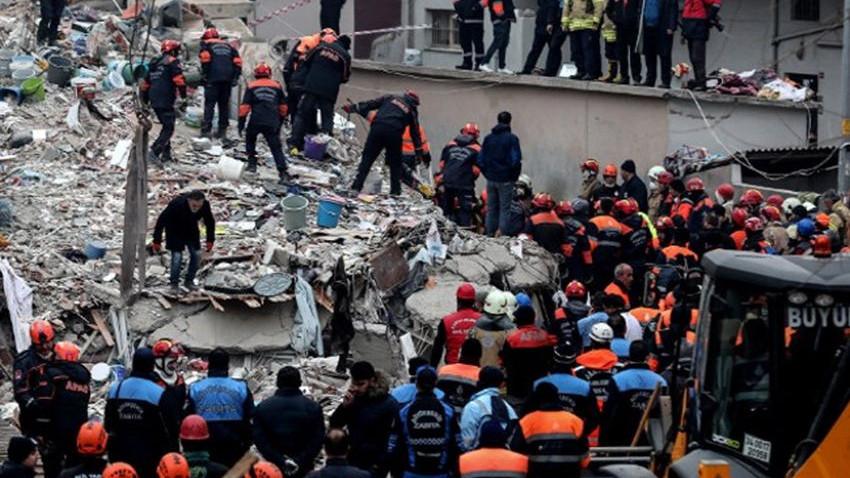 Kartal'da çöken bina ile ilgili 3 gözaltı!