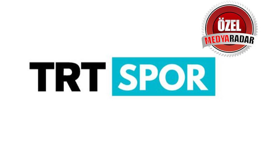 TRT Spor ekranlarında yeni bir program! Hangi isim sunacak? (Medyaradar/Özel)