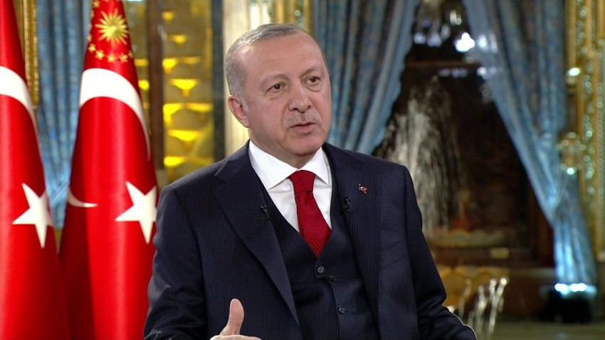 """Cumhurbaşkanı Erdoğan'dan anket açıklaması! """"Güvenim kalmadı"""""""