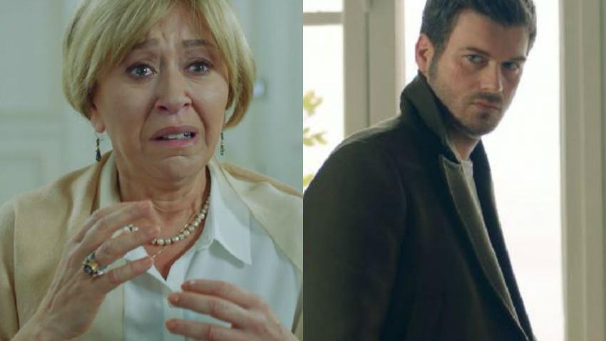 Kadir annesi ile karşı karşıya! Gözyaşlarına boğuluyor…