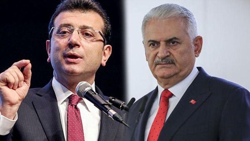 İmamoğlu mu Yıldırım mı? 7 araştırma şirketi İstanbul sonuçlarını açıkladı!