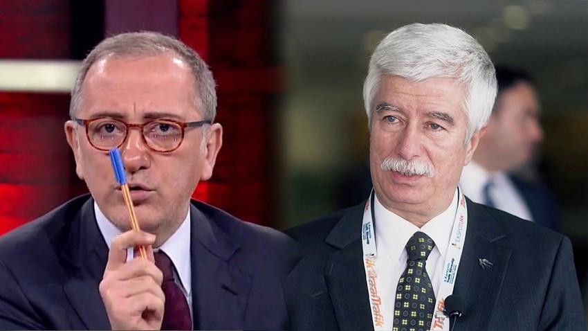 Fatih Altaylı'dan Faruk Bildirici'ye yeni adres önerisi