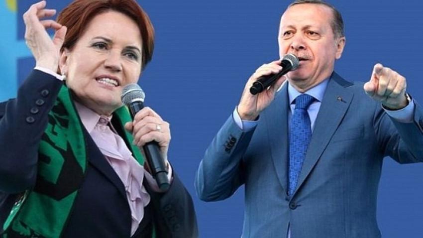 Meral Akşener'den Erdoğan'a jet yanıt: Hodri meydan