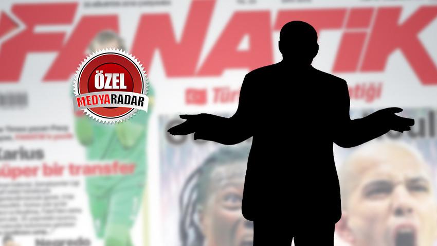 Fanatik Gazetesi'nin G.Y. Yönetmeni kim oldu?