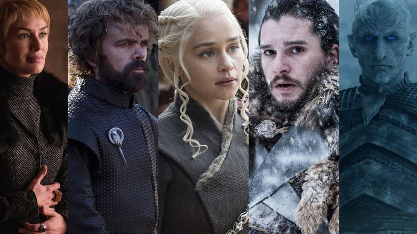 'Game of Thrones'un finali nasıl olacak? İşte, 8. sezon tahminleri!