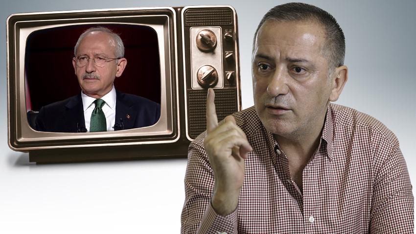 Fatih Altaylı'dan 'sansür' yorumu: İktidar kanalları muhalefete iyilik yapıyor!