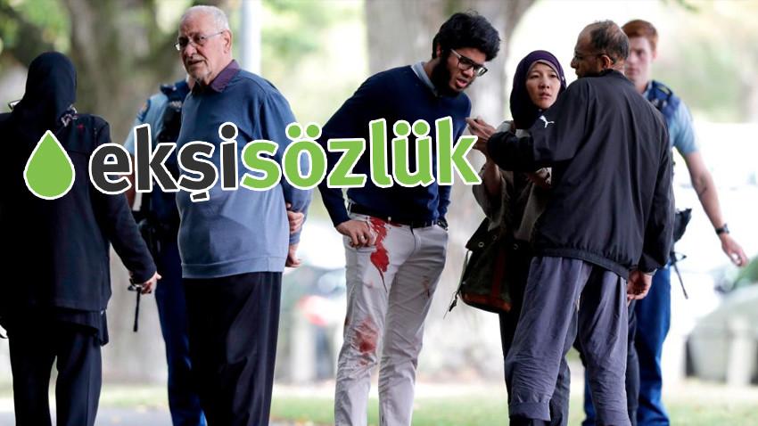 Katliamı öven Ekşi Sözlük yazarı tutuklandı!