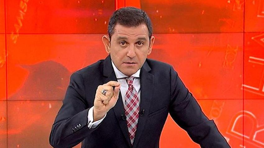 """Fatih Portakal'dan dikkat çeken paylaşım! """"Bir seçim araştırma oranı geldi!"""""""
