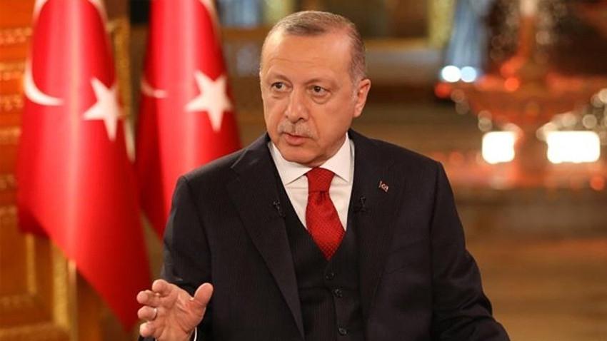 """Erdoğan'dan yumurta sorusuna güldüren yanıt! """"O kadar da değil"""""""