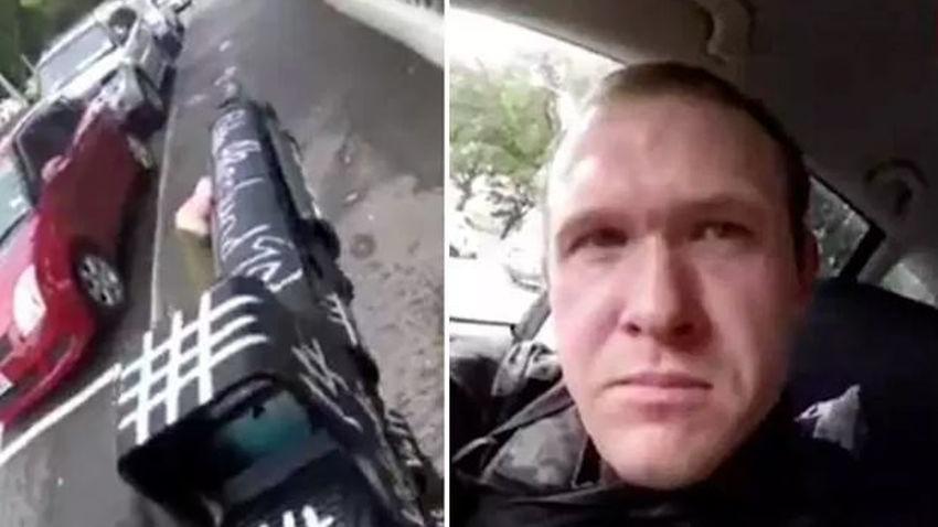 Saldırgan Brenton Tarrant'ın dinlediği şarkı olay yarattı! 'Türkler korksun'