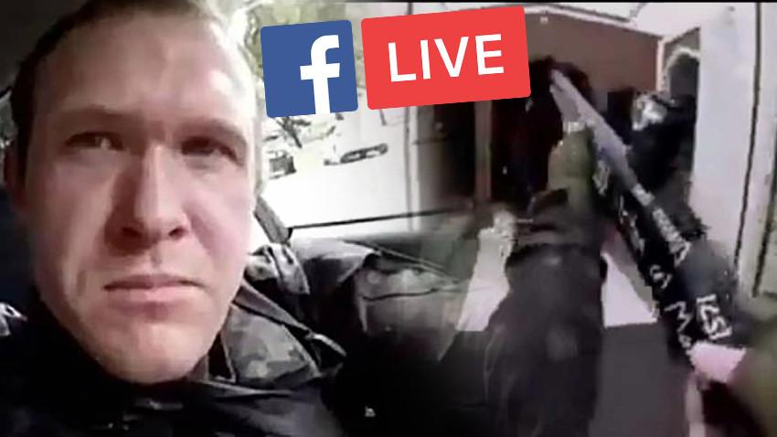 Facebook resmen duyurdu! Yeni Zelanda saldırısını kaç kişi canlı izledi?
