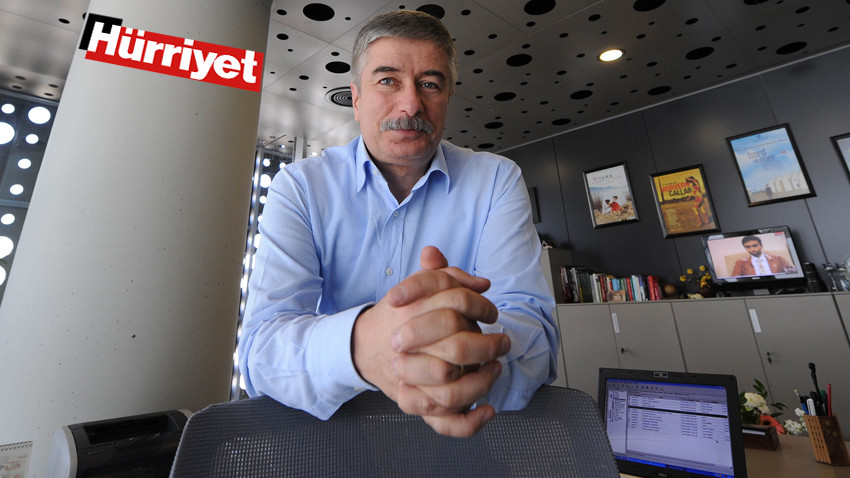 """Hürriyet'in son okur temsilcisinden olay sözler! """"Medyada düzenli fırça seansları var"""""""