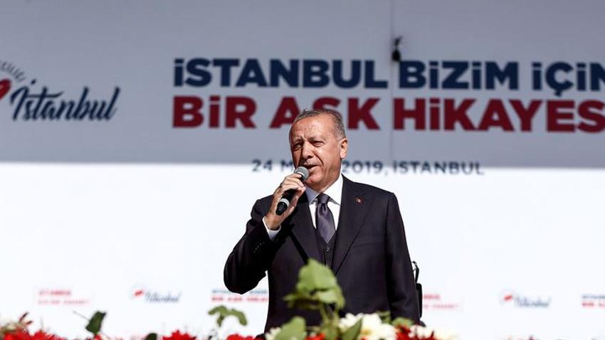 Cumhur İttifakı'nın Yenikapı mitingine kaç kişi katıldı?