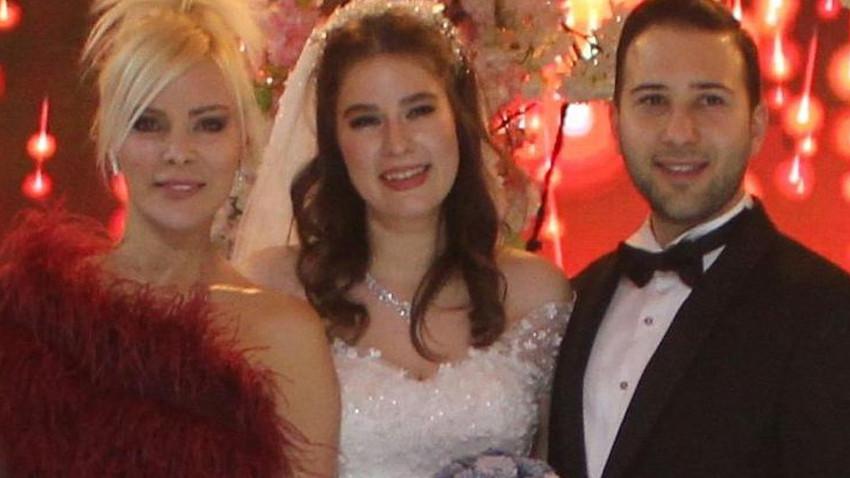 Ömür Gedik'in mutlu günü! Kızını evlendirdi!