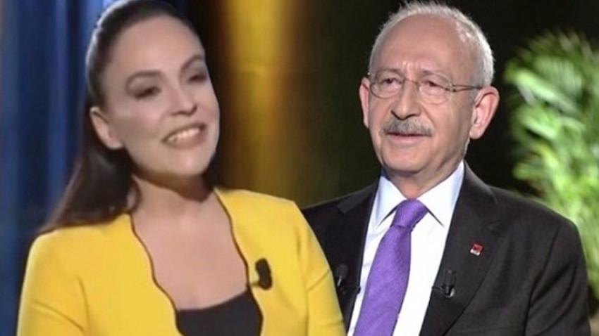 Kılıçdaroğlu'na attığı kahkaha olay olmuştu! Buket Aydın reytinglerde çakıldı!