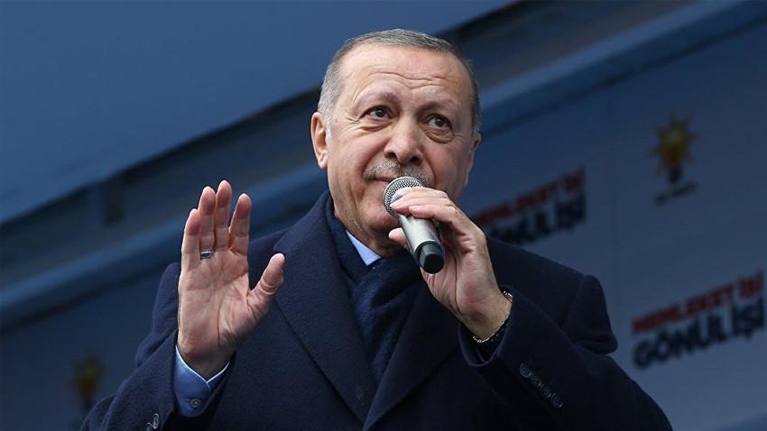 Erdoğan anket kağıtlarını fırlattı, telefonuna çıkmadılar ve asansörde kaldı!