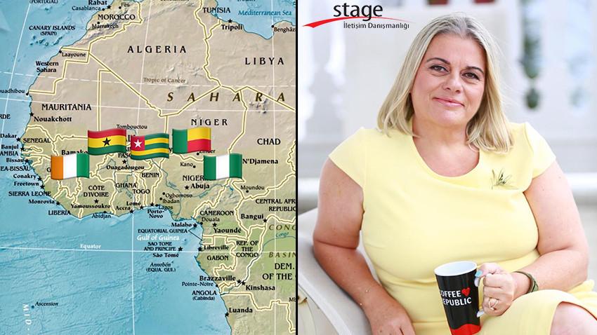 Stage İletişim 5 Afrika ülkesinde hizmet vermeye başladı!