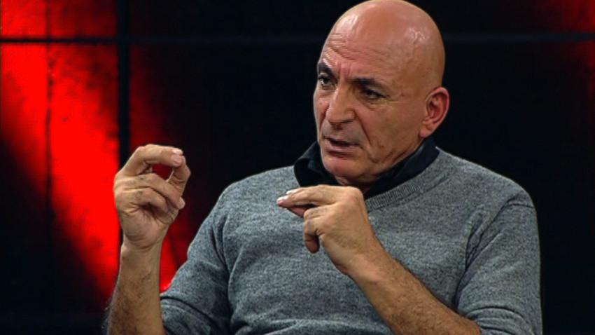 İktisatçı-yazar Mustafa Sönmez gözaltına alındı!