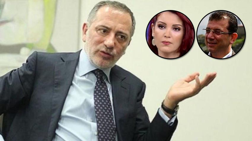 Ekrem İmamoğlu'nu uyarmıştı! Fatih Altaylı'dan Nagehan Alçı'ya eleştiri!