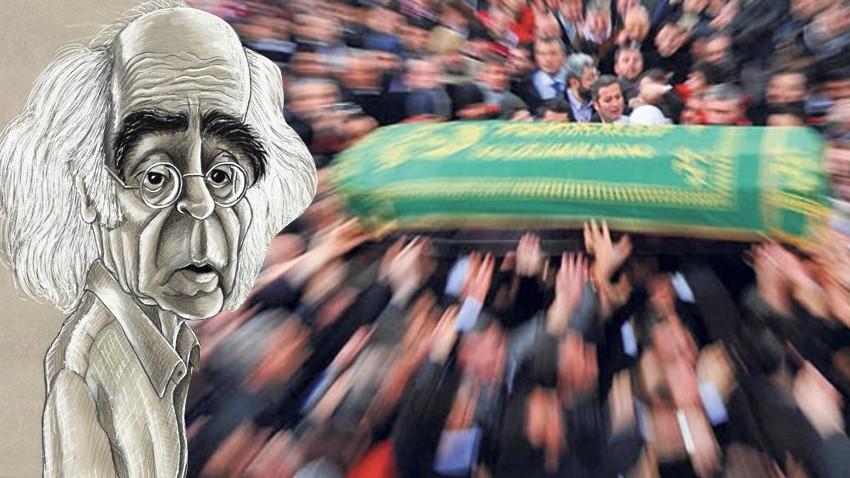 Medya dünyasının acı kaybı! Ödüllü karikatürist vefat etti!
