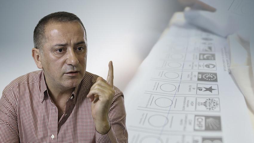 """Fatih Altaylı'dan dikkat çeken seçim yazısı! """"Belli ki AK Parti İstanbul'da..."""""""