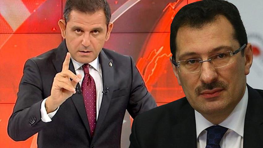 Fatih Portakal'dan AK Partili Ali İhsan Yavuz'a tepki!