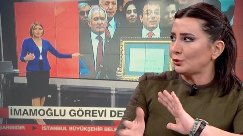 """Habertürk yazarı CNN Türk'ü bombaladı! """"Sizin adınıza ben utandım!"""""""