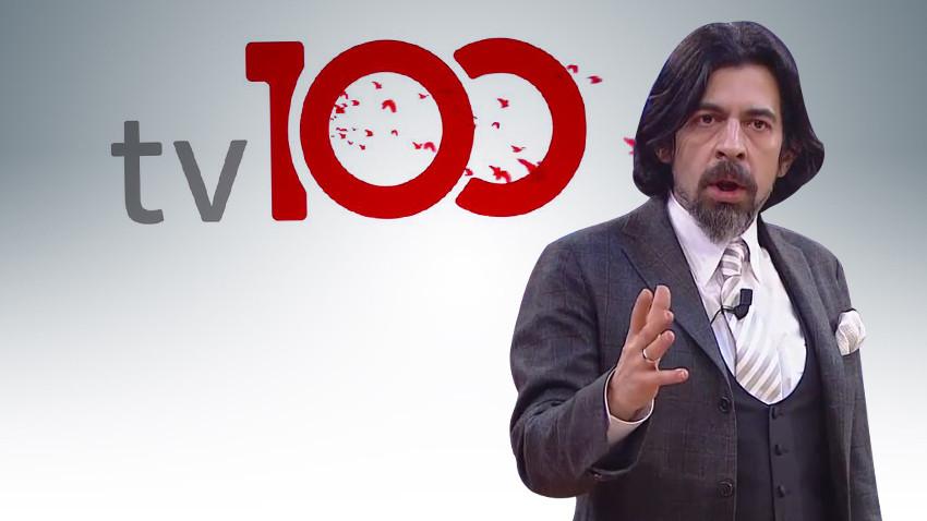 Okan Bayülgen paylaştı! İşte, TV100'ün tanıtım reklamı!