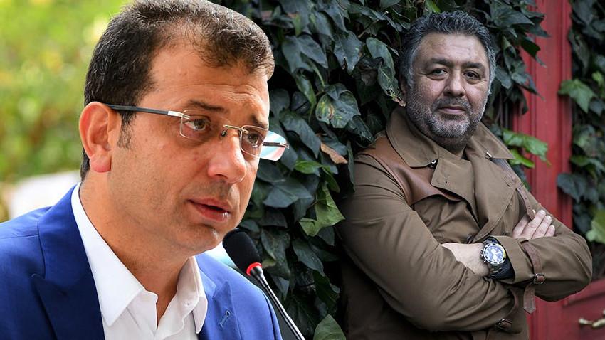 Ünlü yapımcı Mustafa Uslu'dan Ekrem İmamoğlu'na çağrı!