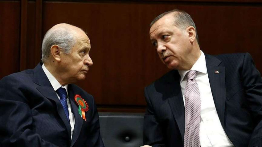 Ünlü gazeteciden çarpıcı iddia: Bahçeli'nin örtülü hedefi Erdoğan'dır