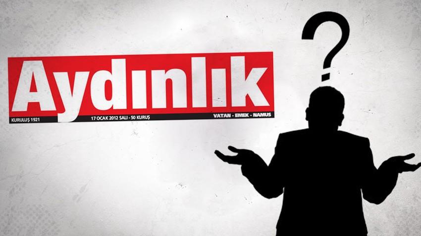 Hangi duayen yazar Aydınlık gazetesine veda etti?