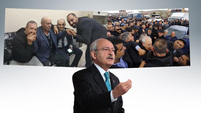 Kılıçdaroğlu'na yumruk atan Osman Sarıgün böyle karşılandı