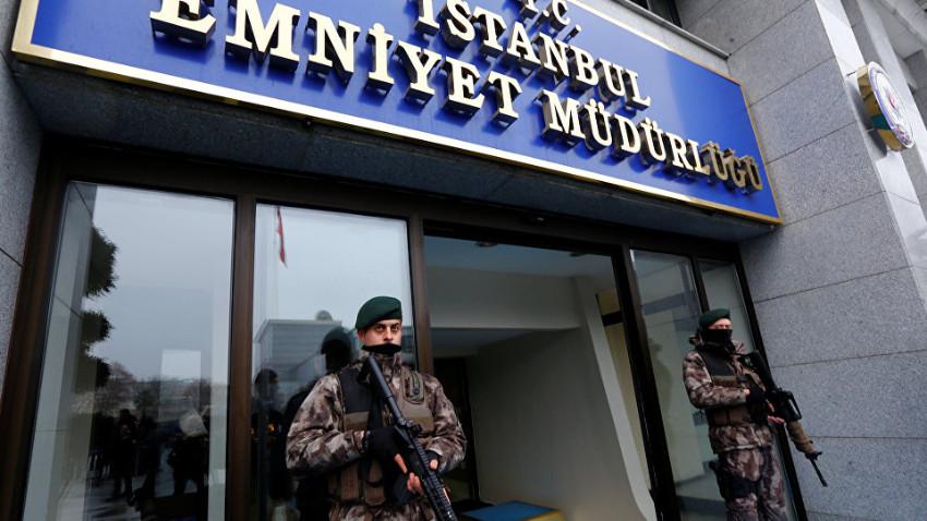 İstanbul Emniyet Müdürlüğü'nde kritik atamalar!