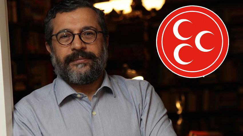 MHP'den Soner Yalçın'a çok sert yanıt: Şeytani planların sözcüsü!