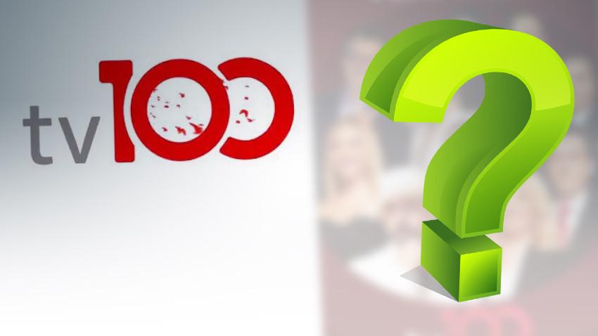 TV100'den ilk tanıtım afişi görücüye çıktı! İşte, ekran yüzleri!