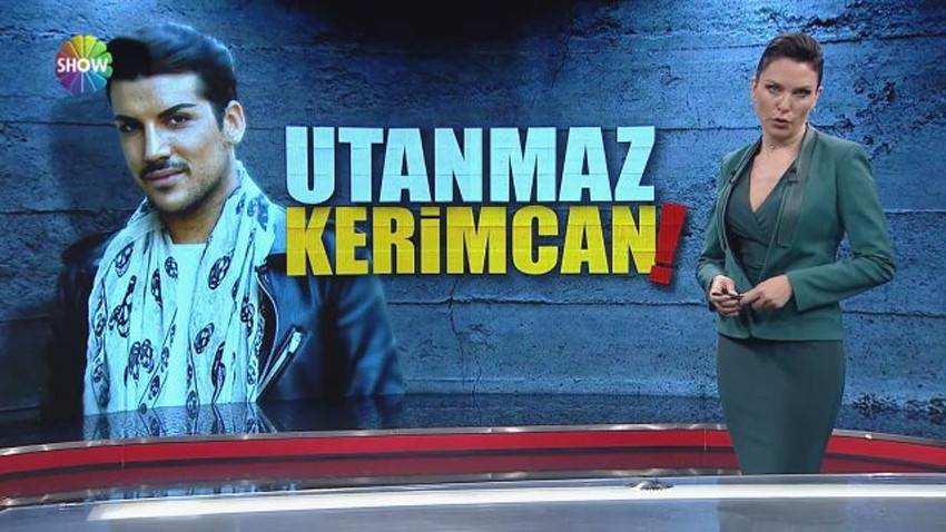 Show TV Ana Haber sunucusundan olay tepki!