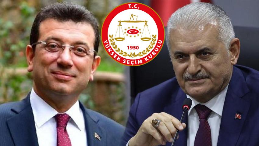 """Yeniçağ yazarından bomba İstanbul kulisi! """"YSK '6'ya 5 karar verecek"""""""