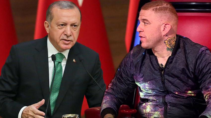 Gökhan Özoğuz'dan Erdoğan'a 'sandıkta hırsızlık' tepkisi