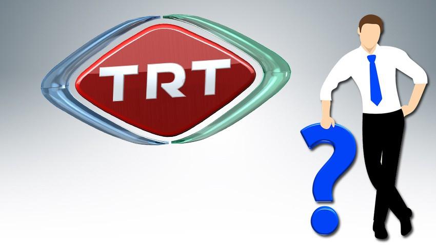 TRT'den üst düzey ayrılık! Veda mektubu çok konuşulacak!