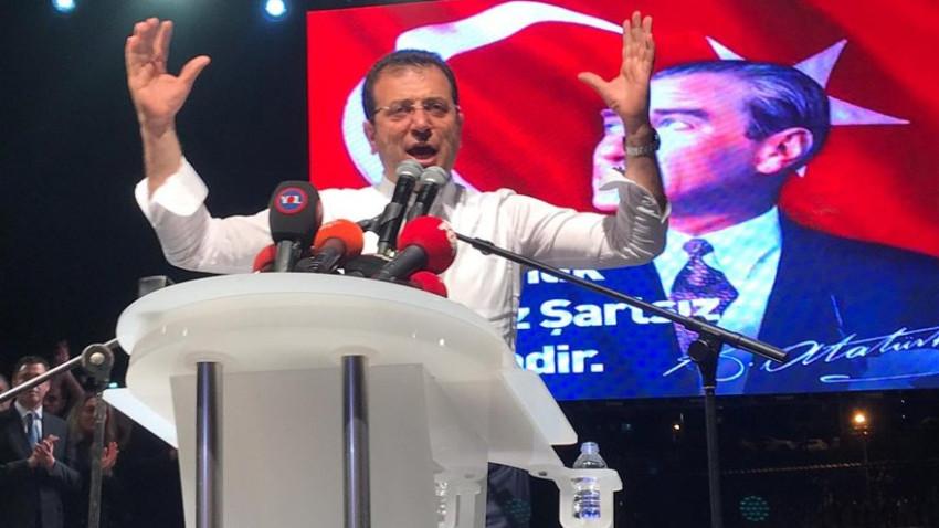 YSK kararı sonrası Ekrem İmamoğlu'ndan flaş açıklamalar!