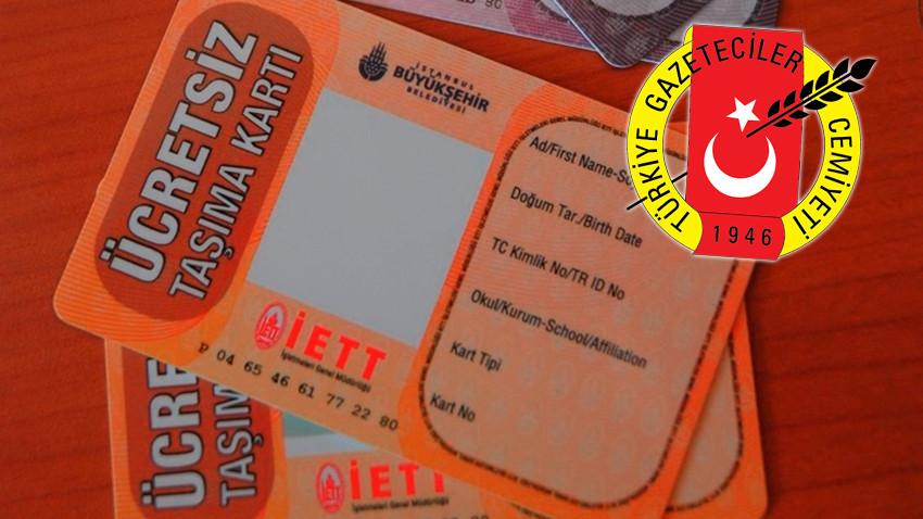 TGC'den 'ücretsiz seyahat kartı' müjdesi!