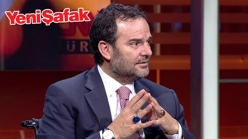 """Kemal Öztürk'ten flaş Yeni Şafak kararı! """"Görüş ayrılığı nedeniyle..."""""""