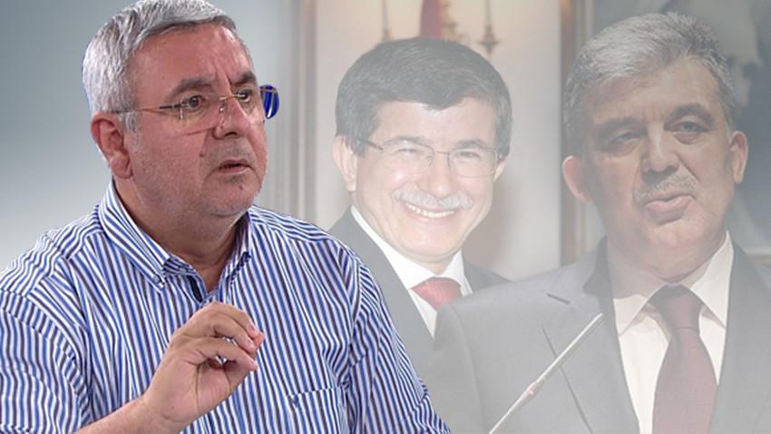 "AK Partili Metiner'den zehir zemberek sözler! ""FETÖ'cüler Gül ve Davutoğlu'na rol biçti"""