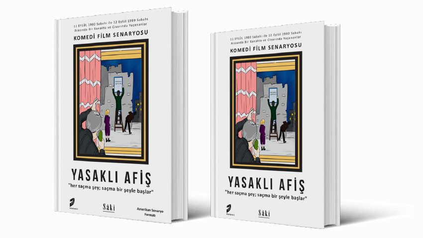 Türkiye'de bir ilk, filmden önce senaryosu yayınlandı!
