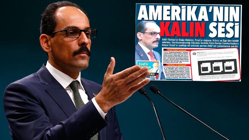 """Aydınlık Erdoğan'ın en yakınındaki ismi hedef aldı: """"Amerika'nın kalın sesi"""""""