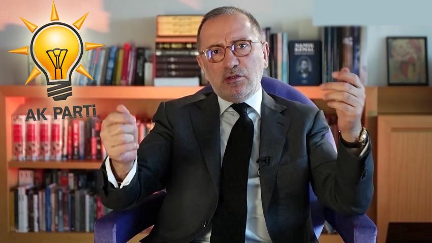 """""""AK Parti adayının ilk tercihi İsmail Küçükkaya değildi!"""""""