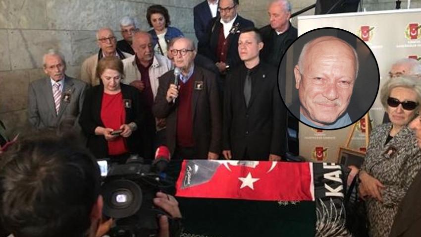 """Efsane gazeteciye son veda!  """"Babıali çok iyi bir habercisini kaybetti"""""""
