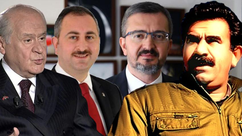 Erdoğan'ın eski danışmanından 'Sayın Öcalan' yorumu: Beka sorunu da faniymiş!